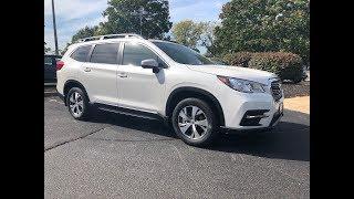 2020 Subaru Ascent Premium Awd Review