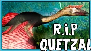 ARK: Survival Evolved - R.I.P QUETZAL!! [48]