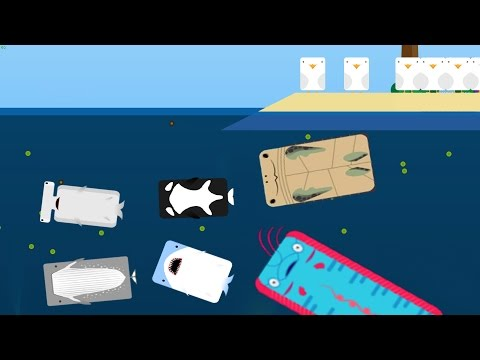 THE KILLER OARFISH + SEA TURTLE! New Abilities, Map, Animals - Deeeep.io Update Gameplay Highlights