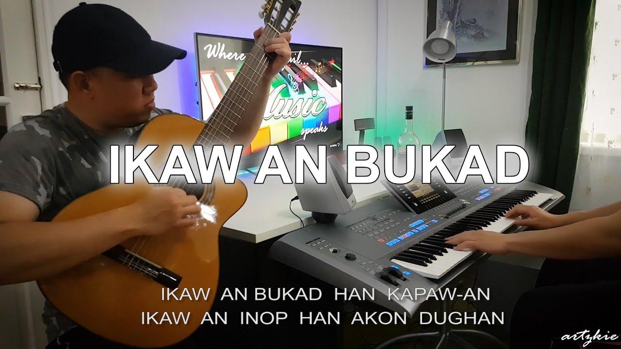 Ikaw An Bukad (Waray Song) on Yamaha Tyros 5 with lyrics by #artzkie
