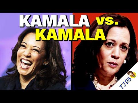 Kamala Harris' Creepy Laugh Signals Dishonesty