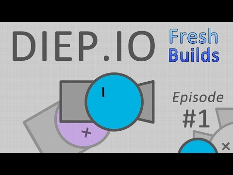 diep io fresh builds 1 hybrid s five all star build 4tdm 420k