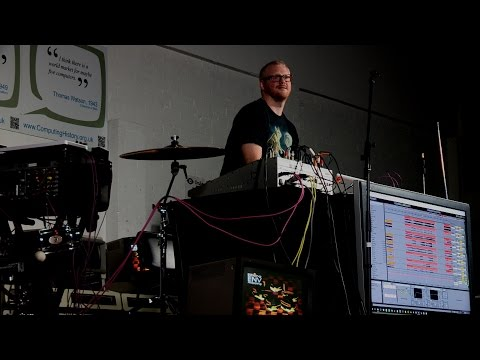 .mpegasus - Live at Music for Geeks 2016 - Chip Tune