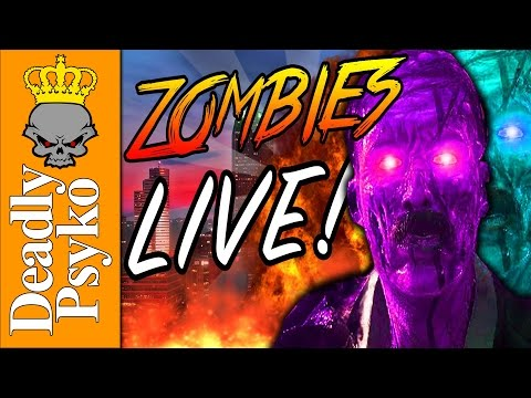 🔴 Watch Me LIVE Right Now! | BO3 Zombies - Der Eisendrache EE Attempts w/ Doyler, HotDog, & Tommy!