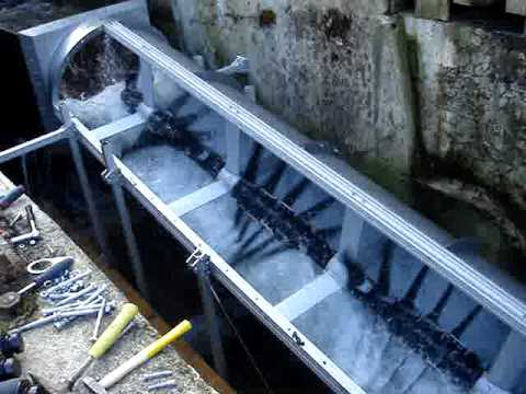 mini wasserkraftwerk youtube