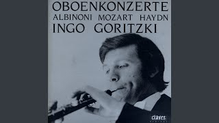 Concerto for Oboe in C Major, Hob:VIIg/C1: I. Allegro spiritoso