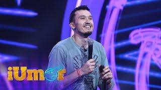 Frustrările lui Florin Serghei din copilărie stârnesc râsete pe scena iUmor