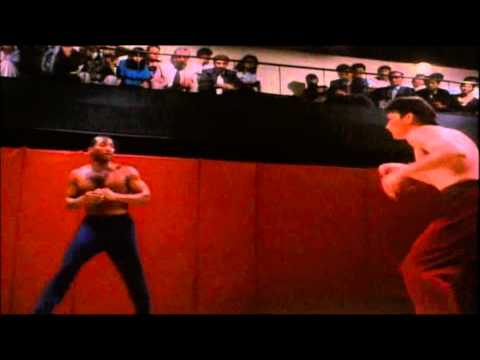 ***[Bloodfist II]*** (1990) Don ''The Dragon''  Wilson Vs. Maurice Smith