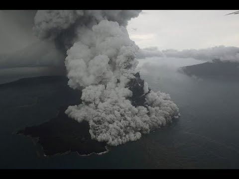 The Power Of Mother Earth : Anak Krakatau
