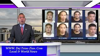 9/6/21. Anthony Montes, Porge Kue, Ger Lee, Billy Xiong Cov Plaub Ntug Hais Li Cas Lawm/More News.