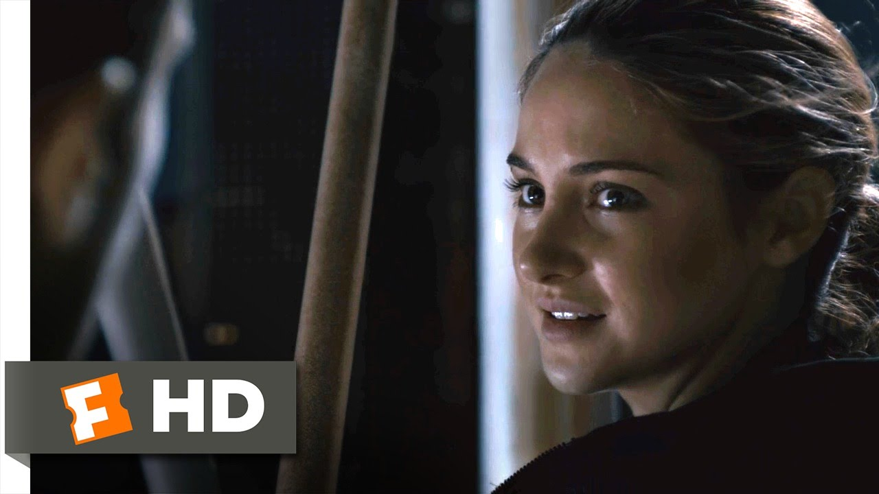 Divergent (4/12) Movie CLIP - The Ferris Wheel (2014) HD ...