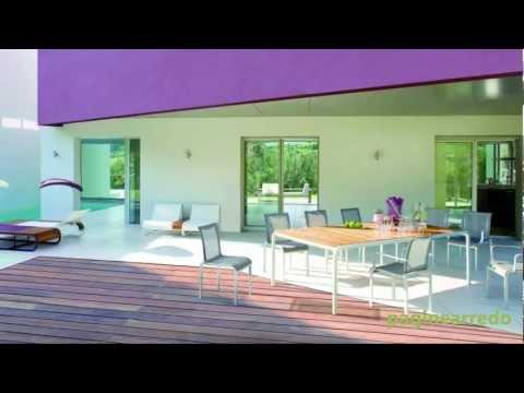 EGO PARIS modern outdoor furniture