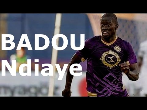 Papa Alioune (Badou) Ndiaye - Osmanlıspor 2015/2016 [Goals,Skills,Assist]ScouTR
