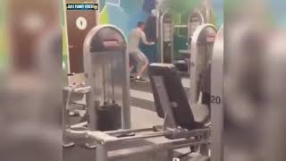 STUPID PEOPLE IN THE GYM FAILING COMPILATION 2019 ¤ 20 FUNNIEST WORKOUT FAILS #stupid #gym #fails