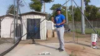 Israel Baseball Instructional Video Series - Pitch Location