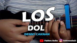 Denny Caknan - LOS DOL Cover Ukulele | Fakhru Aulia