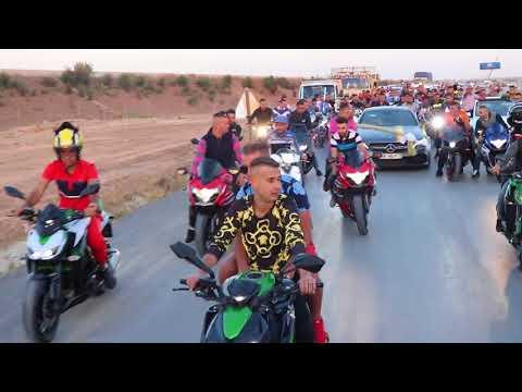 La plus belle cortege moto  en algeri   اجمل استعراض دراجات النارية في الجزائر لاتحرم نفسك من المتعه