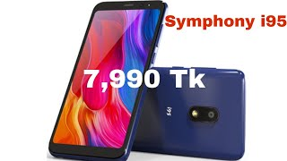 Symphony i95 price in bangladesh :7,990Tk