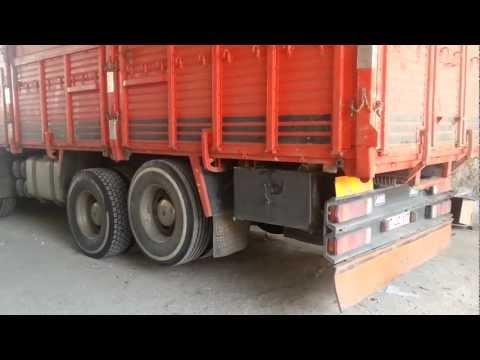Scania Kirkayak Hava Korukleri