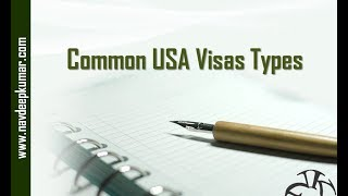 Video US Visa Types download MP3, 3GP, MP4, WEBM, AVI, FLV Juni 2018