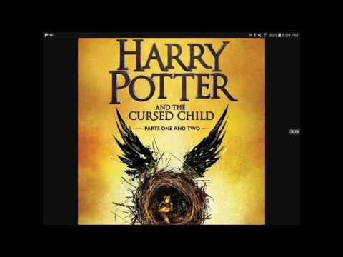 HERMIONE THE MINISTER?-Harry Potter and The Cursed Child Read Aloud #2 Part One Act One Scene 4-5