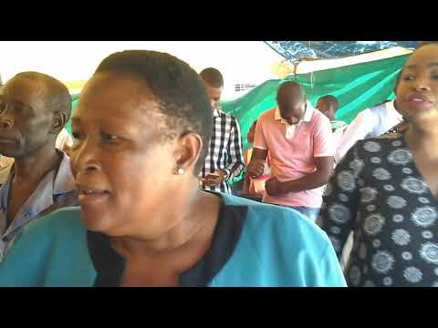 Sibusisiwe by Calvary Tabernacle Worshippers