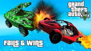 GTA 5 FAILS & WINS #13 (Best GTA V Funny Moments Compilation)