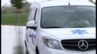 видео benz citan тюнинг фургона