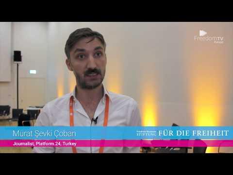 Interview with Murat Şevki Çoban about Press Freedom and Journalism in Turkey