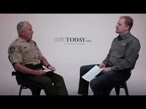 Clark County Sheriff Chuck Atkins reflects on Gaiser Middle School riot