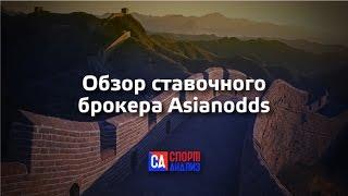СТАВКИ НА СПОРТ   Обзор ставочного брокера Asianodds