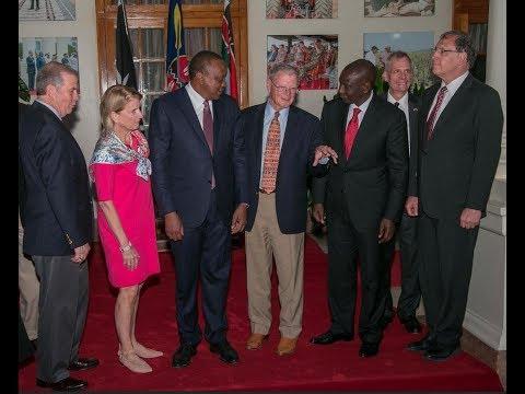 PRAYER BREAKFAST: American preachers who turned tables on Kenyan demon of hate
