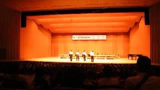 2016.5.31 第65回鹿児島県高等学校音楽祭 ビューグラーズ リコーダーア...