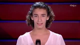 """Saïd Ramos, ganador del concurso de RTVE """"Prodigios"""" 2019"""
