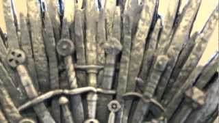 Game of Thrones, Unboxing / Review Iron Throne Replica Limited Edition Artist Proof, Dark Horse