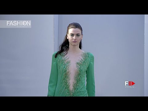 RENATO BALESTRA Arab Fashion Week Resort 2019 Dubai - Fashion Channel