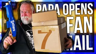PAPANOMALY OPENING FAN MAIL 7