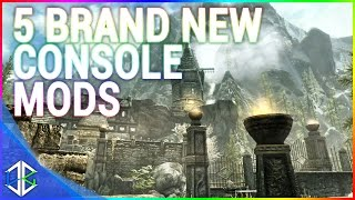 5 BRAND NEW Console Mods 15 - Skyrim Special Edition (PS4/XBOX/PC)