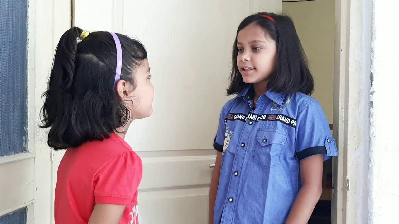 Do Behno ka Gussa aur Pyar || Niharika New Video || DIL Music Kids 2020