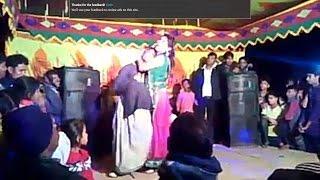 Hot wedding night dancing video