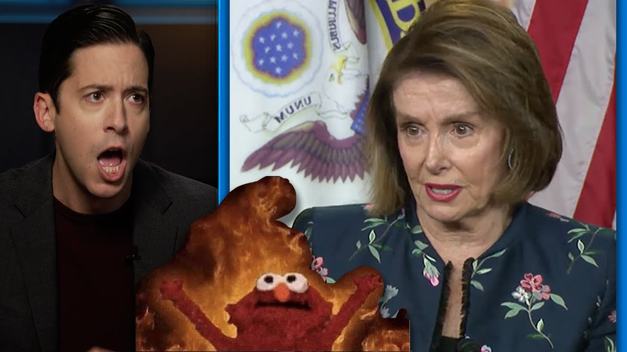 Pelosi: POOR People Need It, But I Don't