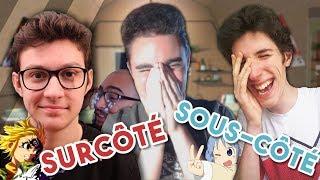 SURCOTÉ OU SOUS-COTÉ VERSION ANIME (ft. Victor-kun & Draco)