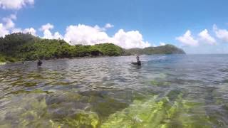 Catanduanes Reef Break 2014 - TRavelYoung