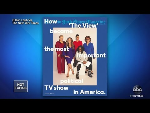 """""""The View"""" Graces """"The New York Times Magazine"""" Cover 
