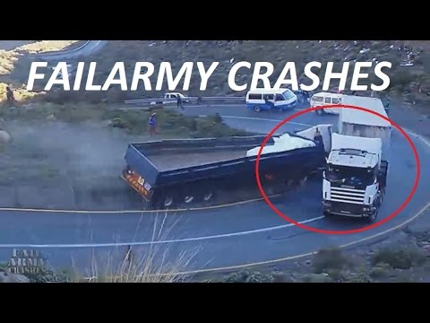 FAIL | Car Crash Compilation 2016 July | FailArmy Crashes