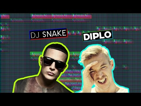 [FREE] DJ Snake & Diplo Style Project by Jowel Cole