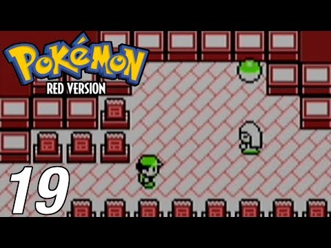 Let's Play Pokémon Red - Part 19 - Restless Spirits