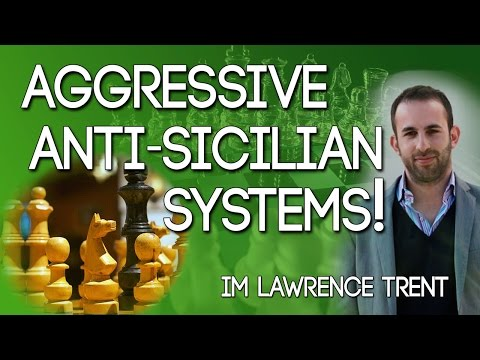 The Grand Prix Attack! - IM Lawrence Trent CHESS24