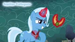 MLP FiM - The Great And Powerful Trixie (Magic Duel) - Multi Language