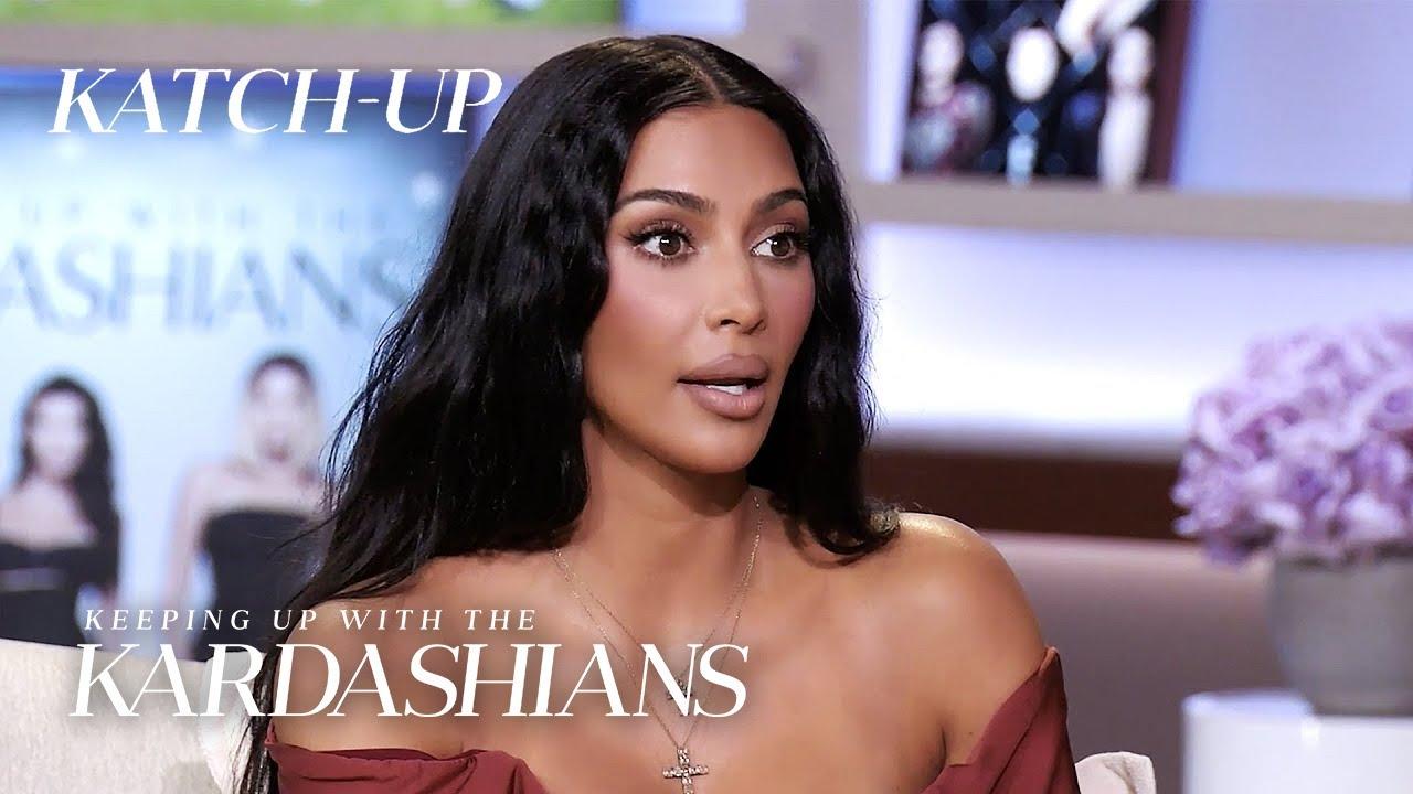 "Kardashian's Reunion Recap Pt. 1: ""KUWTK"" Katch-Up (S20, Ep13)   E!"